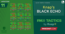 FM20 Tactics by Knap: BLACK ECHO