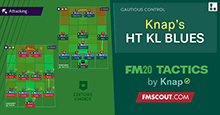 FM20 Tactics by Knap: HT KILLIN' FLOOR BLUES