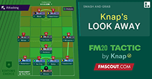 FM20 Tactics by Knap: LOOK AWAY