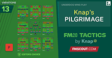 FM20 Tactics by Knap: PILGRIMAGE