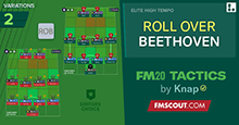 FM20 Tactics by Knap: ROLL OVER BEETHOVEN