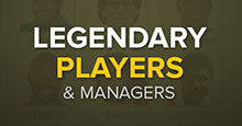 Football Manager 2020 Legendary Players and Managers