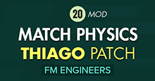 FM20 Match Physics Patch by Thiago
