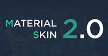 Material Skin 2.0.6 for FM20 by budwaiser4