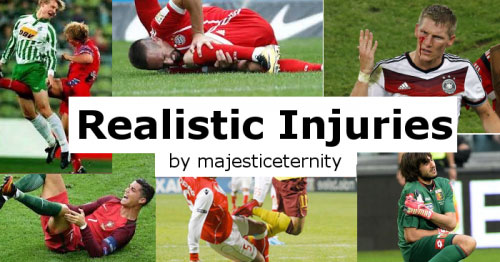 Football Manager 2021 Data Updates - FM21 Realistic Injuries