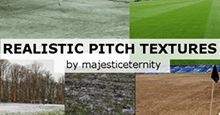 FM20 Realistic Pitch Textures v1.1