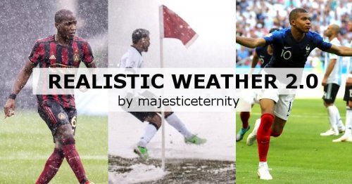Football Manager 2020 Data Updates - FM20 Realistic Weather 2.0