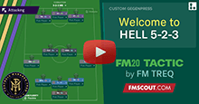 FM TREQ'S 5-2-3 Welcome to HELL