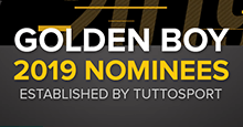 Golden Boy 2019 Nominees FM20 Shortlist