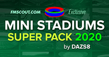 Mini Stadiums Superpack 2020