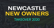 Newcastle New Owners - Takeover 2020