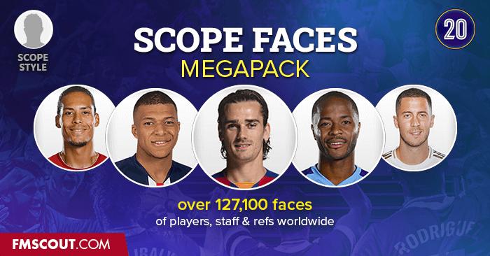 Fm Scope Facepack 2020 Fm Scout