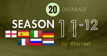 4terran's 2011/12 Season Throwback for FM20