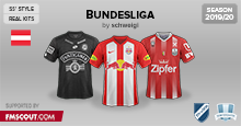 SS Kits - Austria - Bundesliga 2019/20