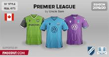 SS Kits - Canada - Premier League 2019/20