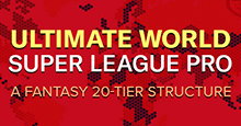 The Ultimate World Super League Professional for FM20 by FM Chairman