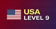 USA Level 9 for FM20