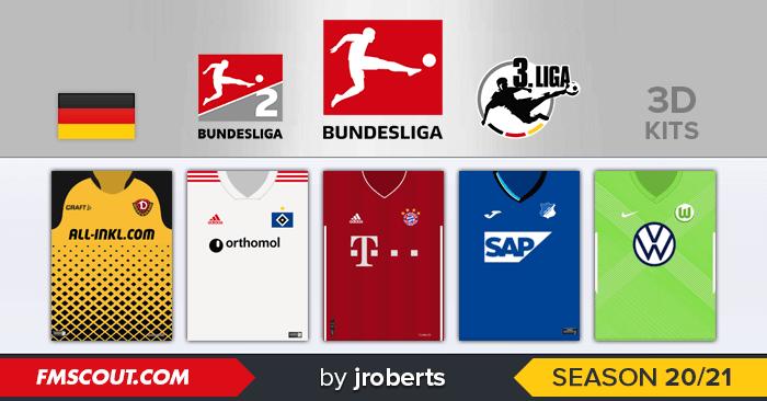 bundesliga 2 bundesliga and 3 liga 2020 21 kits fm scout 3 liga 2020 21 kits fm scout
