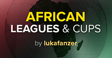 African Leagues & Cups for FM 2021 by lukafanzer