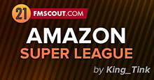Amazon SuperLeague for FM21