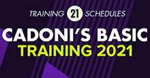 FC Cadoni's Basic Training Schedules for FM 2021