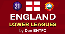 FM 2021 England Lower Leagues to Level 21