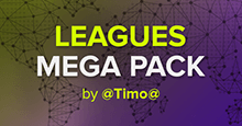[FM21] Leagues Mega Pack by @Timo@