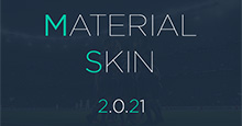 Material Skin 2.0.21 V1.01 (alpha and correct version) by budwaiser4
