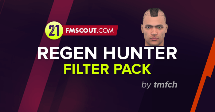 Football Manager 2021 Views & Filters - FM21 Regen Hunter Filters (90% Success Rate)