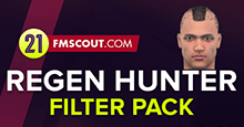 FM21 Regen Hunter Filters (90% Success Rate)