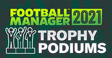 Football Manager 2021 Trophy Podiums Pack