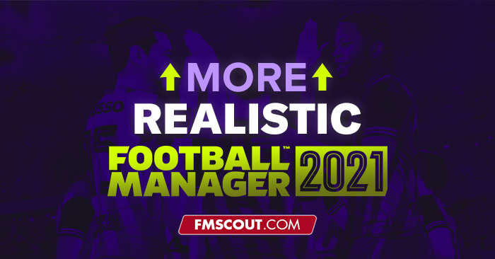 FM 2021 Download Area - How to make Football Manager 2021 more realistic