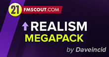 FM21 Increase Realism Megapack by Daveincid (Update 22.01.21)