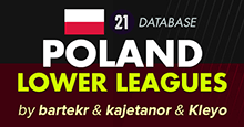 Poland Lower Leagues (Level 5) for FM21