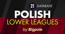 [21.3] Polish lower leagues for FM2021 (till 4th level)