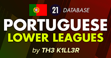 Portuguese Lower Leagues for FM21