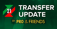 FM21 Transfers & Data Update Packs by pr0 + FMTU