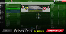 Priisek Dark FM21 Skin inc. TOUCH Pro Version Updated 21.00pm 05.05.21