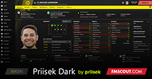 Priisek Dark FM21 Skin v3.3 (Updated 23:00 27.11.20)