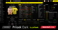 Priisek Dark FM21 Skin v3.6 Inc CA-PA (Updated 07:25 03.12.20)