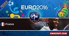 Euro 2016 France Preview