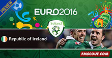 Euro 2016 Republic Of Ireland Preview