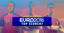 Three strikers who could be crowned top goalscorer at Euro 2016