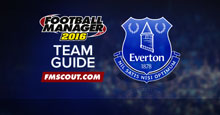 Everton Guide for FM16