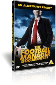 An Alternative Reality: The Football Manager Documentary [DVD]