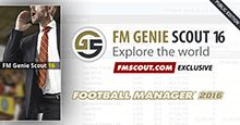 Genie Scout 16 for 16.3 now available