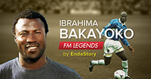 Ibrahima Bakayoko - Football Manager Legend