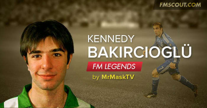 FM Legends - Where are they now? - Kennedy Bakircioglu - Football Manager Legend