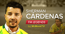 Sherman Cardenas - Football Manager Legend