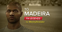 To Madeira - Championship Manager Legend